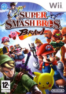 Super Smash Bros. Brawl Cover