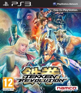 Tekken Revolution Cover