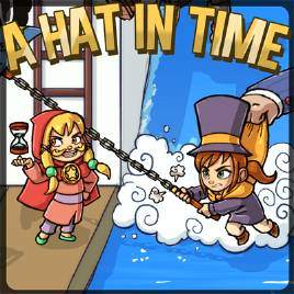 A Hat in Time - logo
