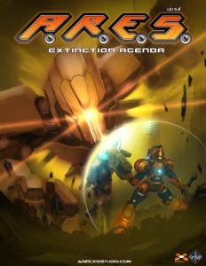 A.R.E.S. - Extinction Agenda - cover