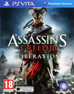 Assassin's Creed III Liberation - cover
