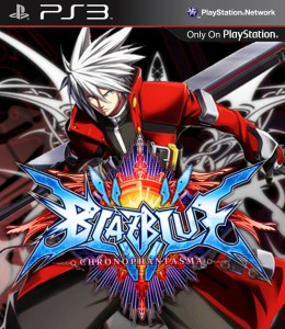 BlazBlue Chronophantasma - cover