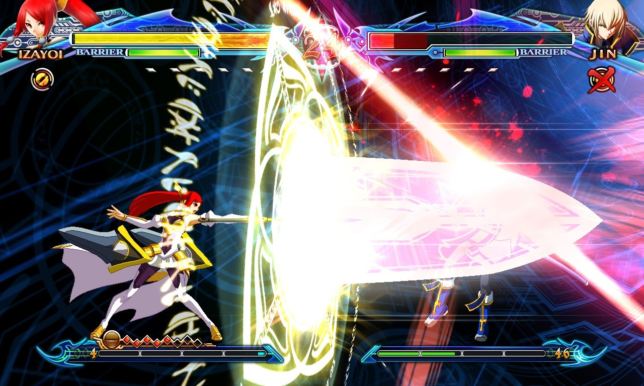 BlazBlue : Chronophantasma