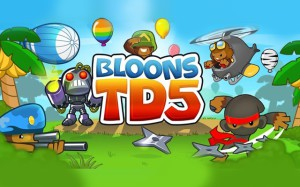 Bloons Tower Defense 5 - logo