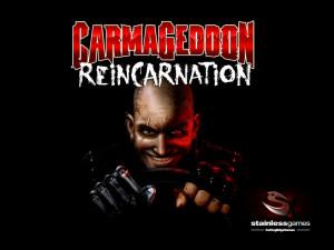 Carmageddon Reincarnation - logo