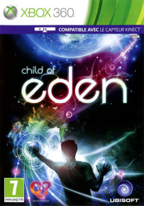 Child of Eden - cover