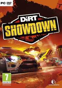 Dirt Showdown - cover