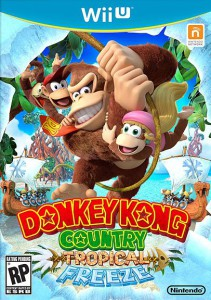 Donkey Kong Country - Tropical Freeze - cover