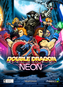 Double Dragon Neon - cover