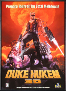 Duke Nukem 3D - cover