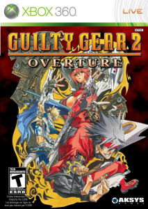 Guilty Gear 2 - Overture - cover
