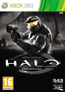 Halo - Combat Evolved Anniversary - cover