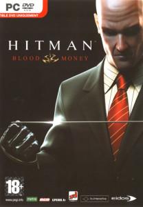 Hitman - Blood Money - cover