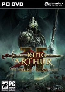 King Arthur II - cover