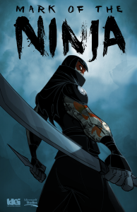 Mark of the Ninja - cover