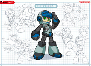 Mighty No. 9 - Mega Man