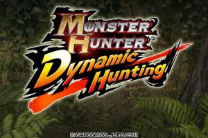 Monster Hunter Dynamic Hunting - logo