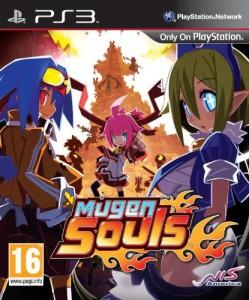 Mugen Souls - cover