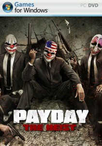 Payday - The Heist - cover