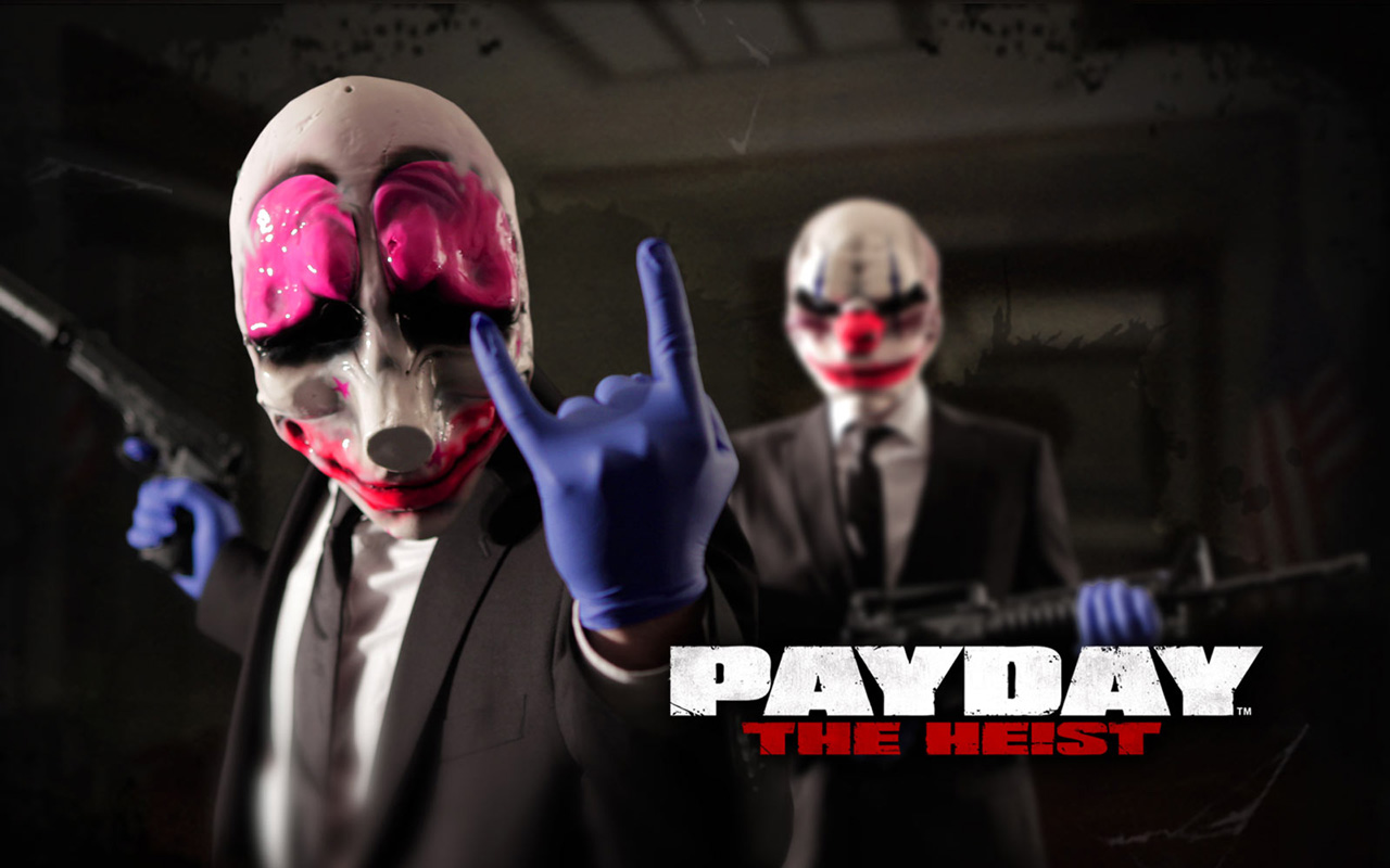Payday : The Heist