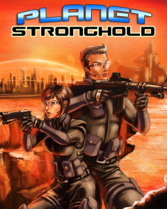 Planet Stronghold - box