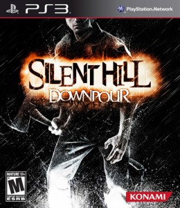 Silent Hill - Downpour - cover