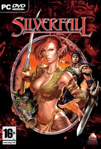 Silverfall cover