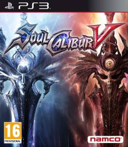 Soulcalibur V - cover