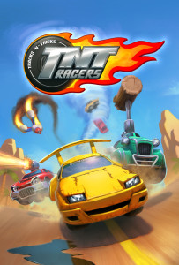 TNT Racers - cover