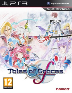 Tales of Graces f - cover