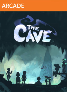 The Cave - cover