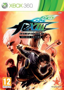 The King of Fighters XIII - cover