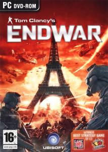 Tom Clancy's EndWar - cover