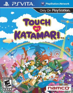 TouchMyKatamari - cover