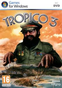Tropico 3 - cover