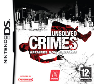 Unsolved Crimes - cover