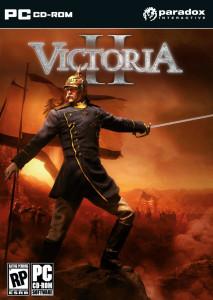 Victoria II cover