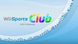 Wii Sports Club - logo