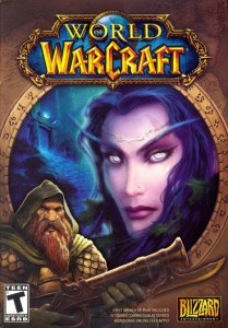 World of Warcraft - box