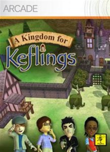 A Kingdom for Keflings - cover