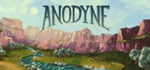 Anodyne - logo
