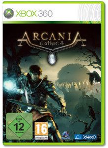 Arcania - Gothic 4 - cover