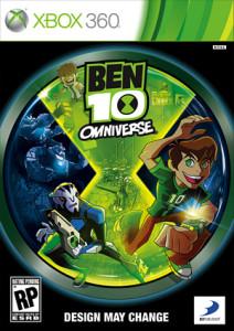 Ben 10 - Omniverse - cover
