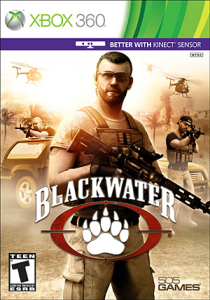 Blackwater - cover