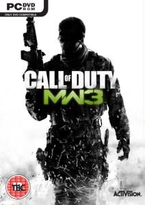 Call of Duty - Modern Warfare 3 - cover
