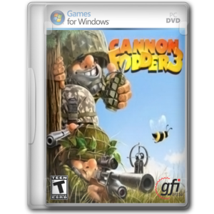 Cannon Fodder 3 - cover