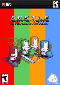 Castle Crashers - cover