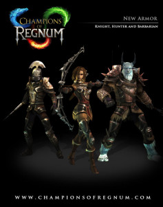 Champions of Regnum - cover