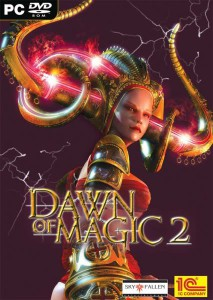 Dawn of Magic 2 - cover