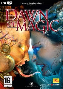 Dawn of Magic - cover